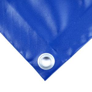 Строительный тент-полог ПВХ 8х10м 630 г/м2
