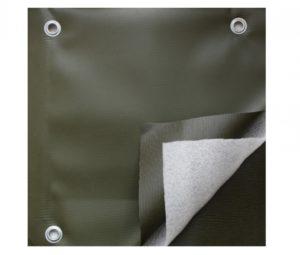 Строительный тент-полог 4х6м 630 г/м2