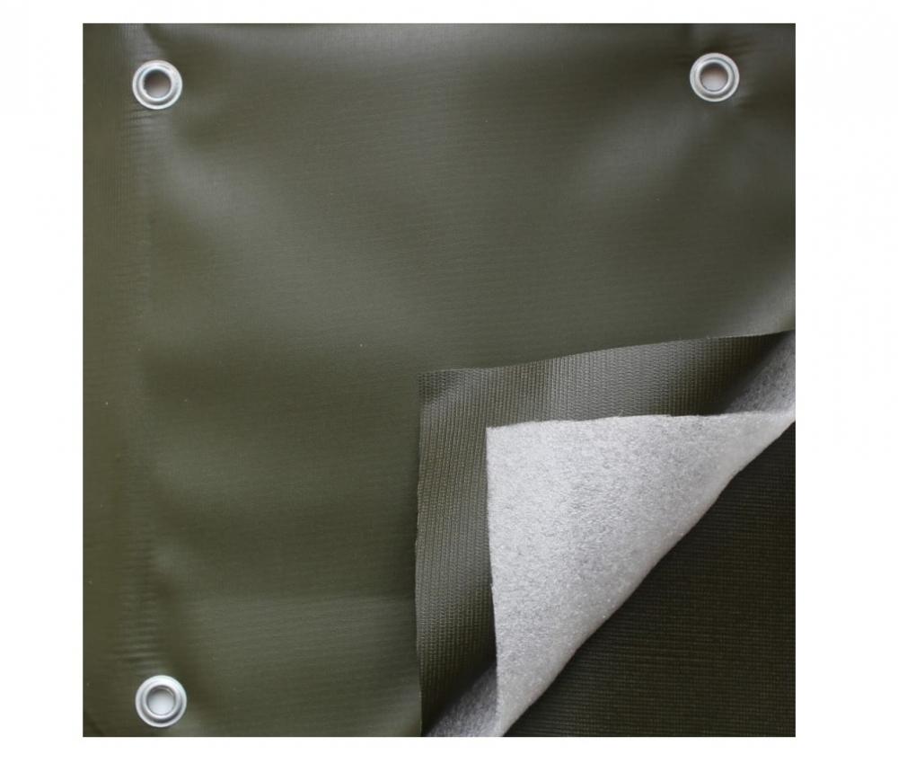 Строительный тент-полог 8х10м 630 г/м2