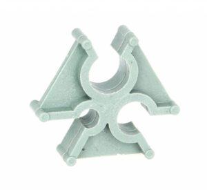 Купить фиксатор арматуры треугольник 5-8-10/15 (в уп. 3000 шт.) оптом в Санкт-Петербурге от производителя, производство