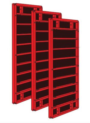 Купить линейный щит 3,3 м для опалубки оптом в Санкт-Петербурге от производителя, производство