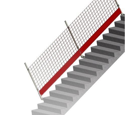 Купить ограждение лестничных маршей оптом в Санкт-Петербурге от производителя, производство