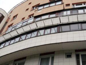 Купить защитно-улавливающие козырьки и решетки оптом в Санкт-Петербурге от производителя, производство