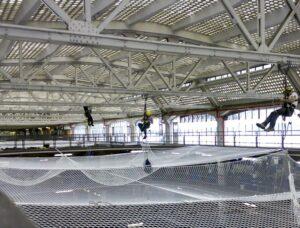 Купить защитно-улавливающую систему S (ЗУС) оптом в Санкт-Петербурге от производителя, производство