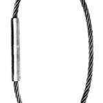 Ветвь канатная ВК, г/н 0,32 тн длина 1,0 м