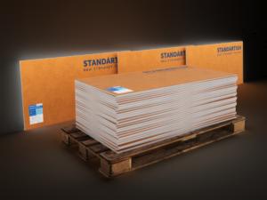 Купить звукоизоляционную панель Standartish DP оптом в Санкт-Петербурге от производителя, производство