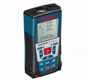 Купить дальномер лазерный BOSCH GLM 250 VF Prof  /0.601.072.100  оптом в Санкт-Петербурге от производителя, производство