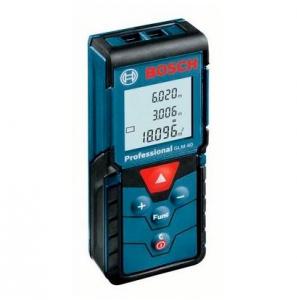 Купить дальномер лазерный BOSCH GLM 40 /0.601.072.900/ оптом в Санкт-Петербурге от производителя, производство