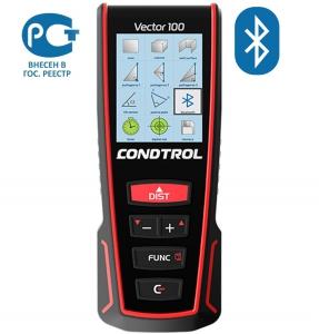 Купить дальномер лазерный CONDTROL Vector 100 оптом в Санкт-Петербурге от производителя, производство