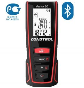 Купить дальномер лазерный CONDTROL Vector 60 оптом в Санкт-Петербурге от производителя, производство