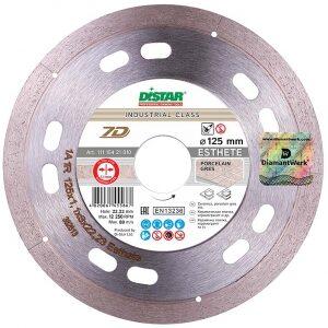 Купить диск алмазный 125x1,1x22 сплошн. Esthete DISTAR/керамогранит, керамическая плитка оптом в Санкт-Петербурге от производителя, производство