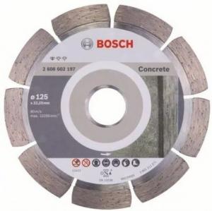 Купить диск алмазный 125x22 сегм. BOSCH Standard /2.608.602.197 оптом в Санкт-Петербурге от производителя, производство