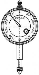 Купить индикатор ИЧ-50 б/у кл.1 «Эталон» оптом в Санкт-Петербурге от производителя, производство