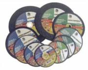 Купить круг отрезной по металлу 125x1,6x22 мет+нерж ЛАЗ оптом в Санкт-Петербурге от производителя, производство