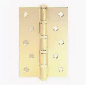 Купить петлю 100мм золото «Аверс» (в уп. 2 шт.) оптом в Санкт-Петербурге от производителя, производство