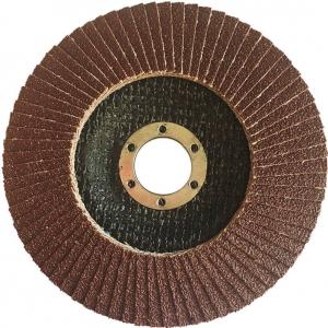 Заказать круг лепестковый торцевой 125x22 Р 60 ABRAFLEX Германия оптом в Санкт-Петербурге от производителя, производство