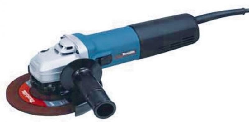 Купить машину шлифовальную угловую MAKITA 9566C (1400Вт,150мм,10000об/мин,пл.пуск,муфта-SJS) оптом в Санкт-Петербурге от производителя, производство