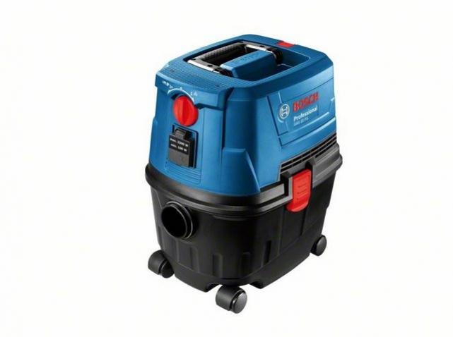 Купить пылесос BOSCH GAS 15 PS /0.601.9E5.100 (1100Вт,V-15л,215МБар,дистанц.пуск,обдув) оптом в Санкт-Петербурге от производителя, производство