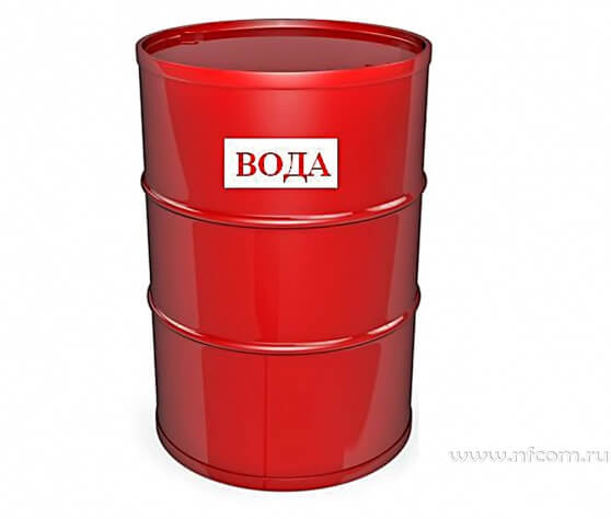 Купить бочку пожарную для воды (200 литров) оптом в Санкт-Петербурге от производителя, производство