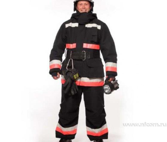Купить боевую одежду пожарного БОП-3 тип «А» (нач.состав) оптом в Санкт-Петербурге от производителя, производство