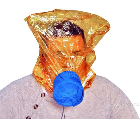 Купить капюшон защитный «Феникс-2» оптом в Санкт-Петербурге от производителя, производство