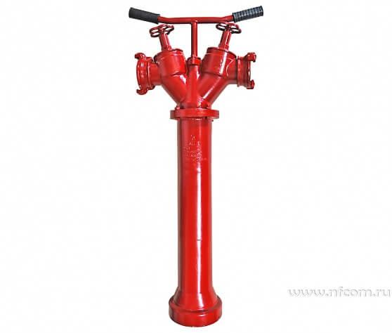 Купить колонки пожарные КПА (московского типа) оптом в Санкт-Петербурге от производителя, производство