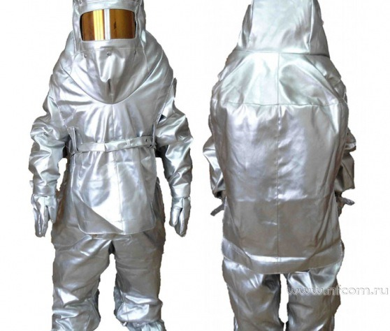 Купить комплект теплозащитной одежды ТК-800 (1 размер) оптом в Санкт-Петербурге от производителя, производство