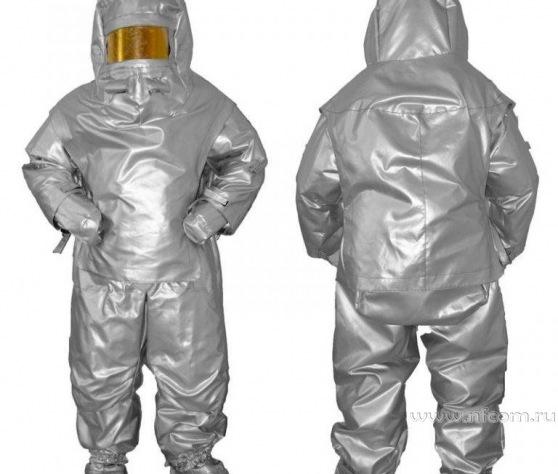 Купить комплект теплоотражающей одежды ТОК-200 (ТМТ Alpha-Maritex) (2 размер) оптом в Санкт-Петербурге от производителя, производство