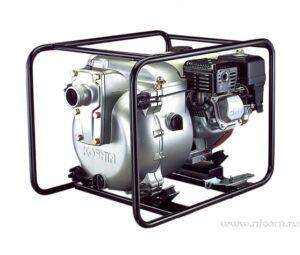 Купить KOSHIN KTH-50X мотопомпы для грязной воды оптом в Санкт-Петербурге от производителя, производство