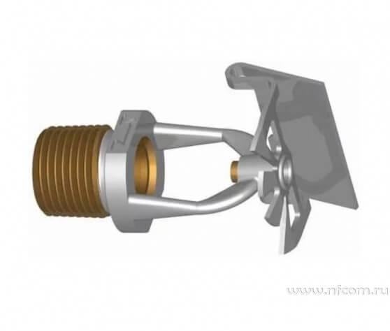 Купить оросители дренчерные водяные и пенные горизонтальные «ДВГ-15» оптом в Санкт-Петербурге от производителя, производство