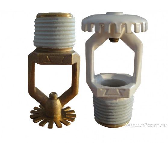 Купить оросители дренчерные водяные и пенные «SU» и «SP» оптом в Санкт-Петербурге от производителя, производство