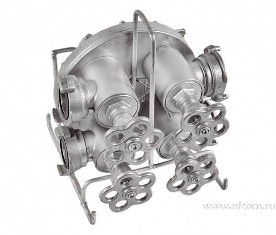 Купить разветвление четырехходовое РЧ-80 оптом в Санкт-Петербурге от производителя, производство