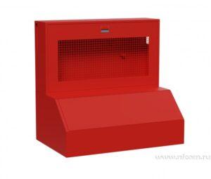 Купить щиты пожарные комбинированные «Модуль» (1 дверь сетка) оптом в Санкт-Петербурге от производителя, производство