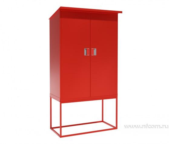 Купить шкаф для пожарной колонки КПА оптом в Санкт-Петербурге от производителя, производство