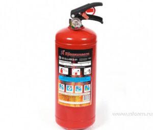 Заказать огнетушитель ОП-2 АВСЕ оптом в Санкт-Петербурге от производителя, производство