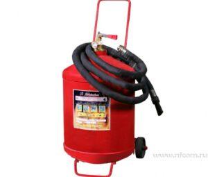 Заказать огнетушитель ОП-25 ABCE передвижной оптом в Санкт-Петербурге от производителя, производство