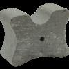 Купить фиксаторы бетонные «Кость» 35/40/45/50мм оптом в Санкт-Петербурге, изготовление на заказ, производство